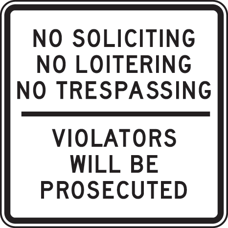 Trespassing laws in Texas