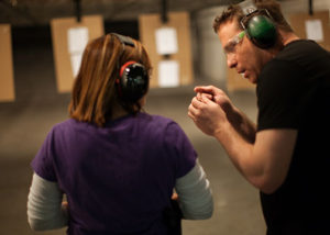 Austin Texas Concealed handgun training