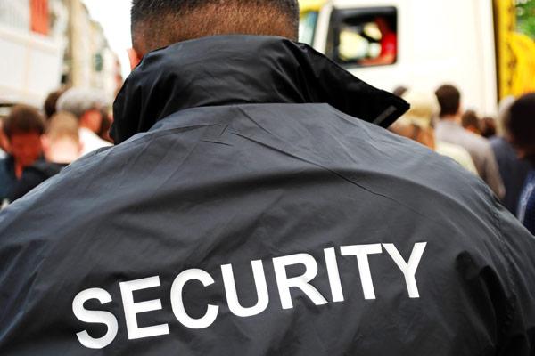 guards make arrests