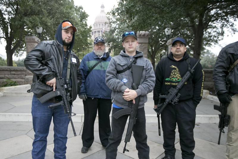 Texas open carry law